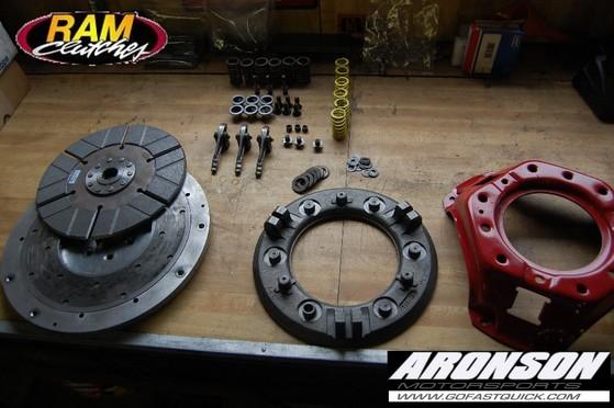 Professional Drag Racing, Aronson Motorsports Chillicothe